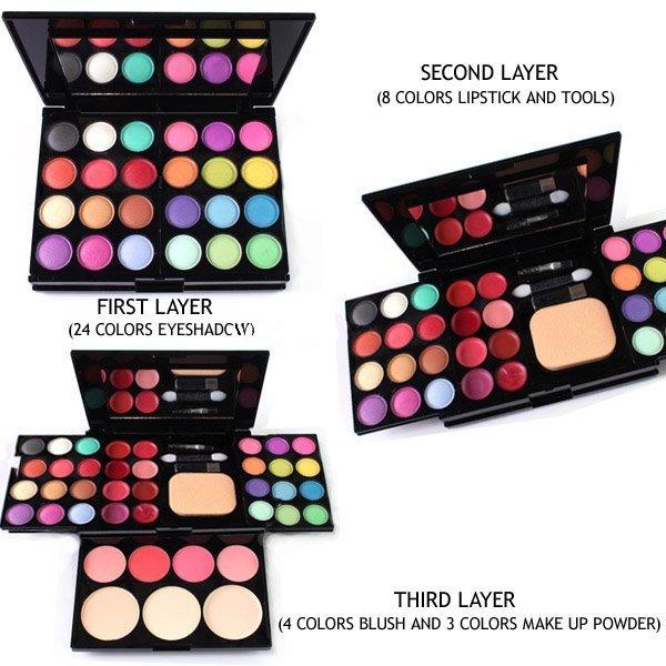 Bộ Phấn Trang Điểm Make Up Kit ADS-6457